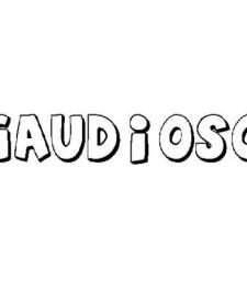 GAUDIOSO