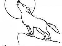 Dibujos De Lobos En Conmishijoscom