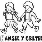 Dibujos de cuentos infantiles para colorear: Hansel y Gretel