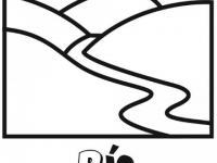 Dibujo De Rio En Conmishijoscom