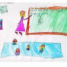 Olivia Nogareda, 6 años