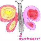 Dibujo de Marías Salas, de 7 años