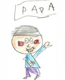 Álvaro del Río García, 6 años