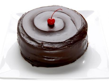 Bizcocho de chocolate. Recetas tradicionales para niños