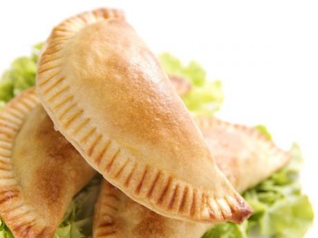 Empanadillas de atún. Recetas fáciles para niños