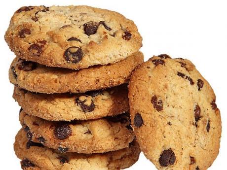 Cookies con chocolate, postre fácil para cocinar con niños
