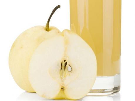 Sorbete de pera y vainilla. Recetas de verano para niños