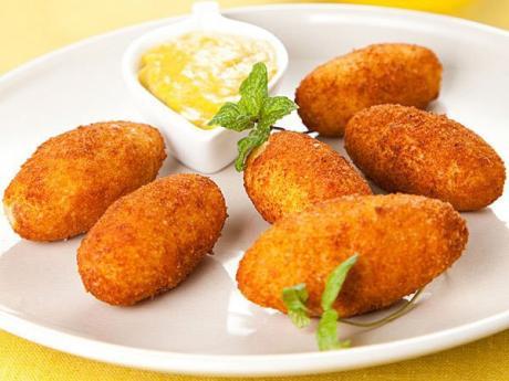 Croquetas caseras para ni os recetas tradicionales for Comidas caseras faciles