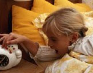 Educar a los niños en la puntualidad. Educar en valores