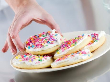 Receta De Galletas Con Caramelos Para Niños