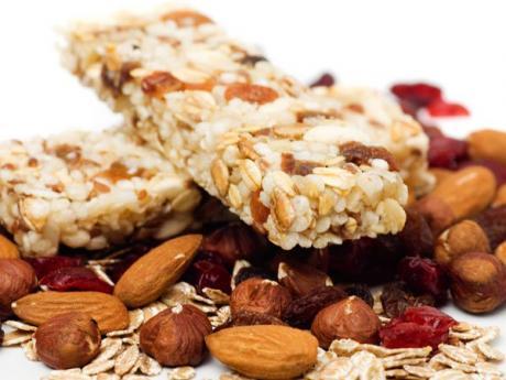 Receta de barritas de cereales para cocinar con ni os for Cocinar en 5 min
