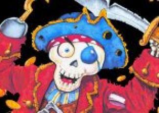 El Tesoro de la Isla del Pirata Calavera. Cuento infantil