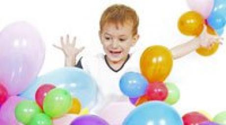 Experimentos con globos. Ciencia para niños con experimentos