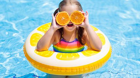 La Mejor Forma De Proteger Los Ojos De Los Niños Del Sol