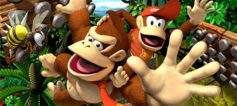 Donkey Kong Country Returns Juego De Nintendo Wii Para Ninos