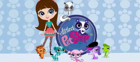 La Serie De Dibujos Littlest Pet Shop En Disney Channel Dibujos De Pet Shop Y Con Color