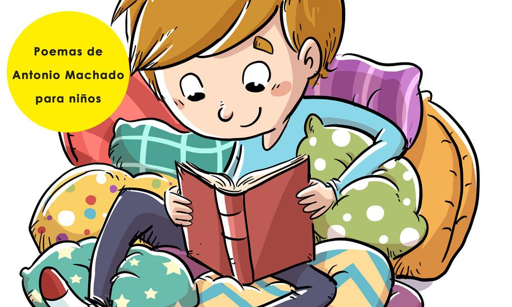 12 Poemas Cortos De Antonio Machado Para Niños
