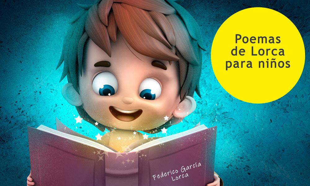 14 Poemas De Federico García Lorca Para Niños