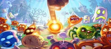 Monster Burner. Juego infantil para iPad y iPhone.