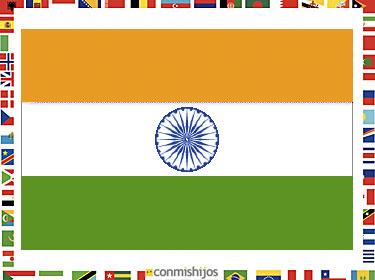 Adivinanzas de país por bandera. El país de las vacas sagradas y el
