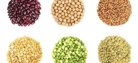dieta de las legumbres: