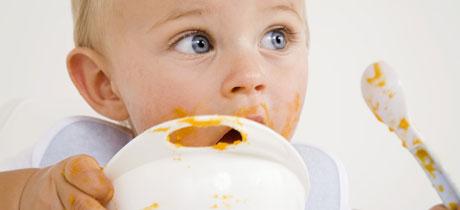 Cantidad de leche para un bebe de 6 meses