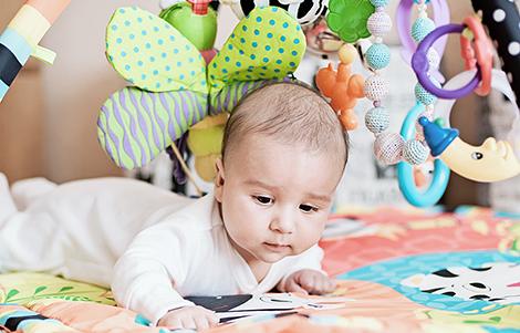 Qu ventajas tiene la alfombra de actividades para el beb - Alfombra actividades bebe ...