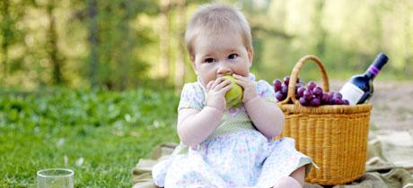 Dieta de un bebe de 6 meses