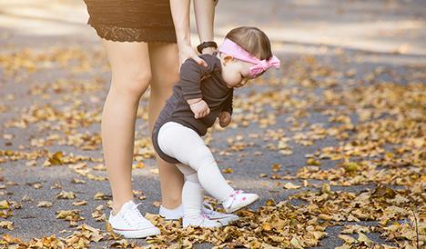 a21e7f722 Primeros pasos del bebé  5 consejos prácticos