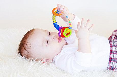 El beb de 5 meses - Cereales bebe 5 meses ...