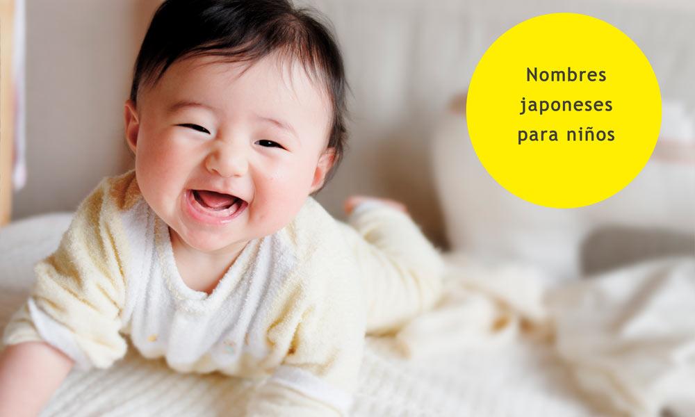 72 Originales Nombres Japoneses Para Niños Con Su Significado