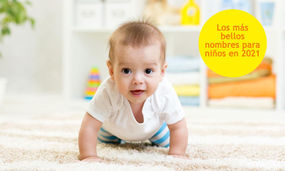 Nombres Para Niños En 2021 Nombres Muy Especiales Que Son Tendencia