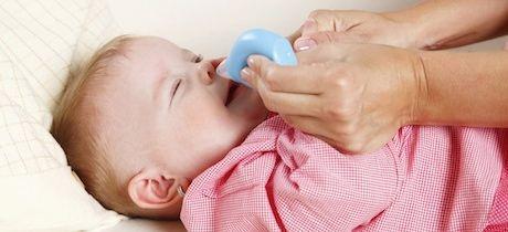 El Resfriado Del Bebé Un Mal Necesario