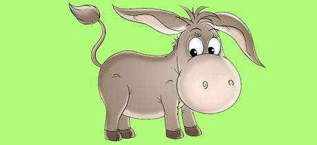 Canciones infantiles tradicionales El burro enfermo