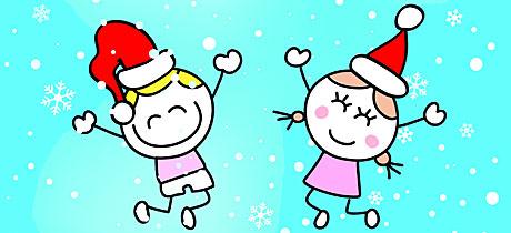 Navidad Navidad Villancico Infantil - Imagenes-infantiles-de-navidad