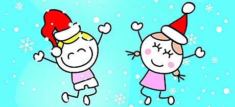 Navidad navidad villancico infantil - Postal navidena infantil ...