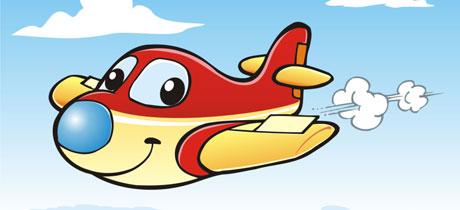 Había una vez un avión, canción popular para niños