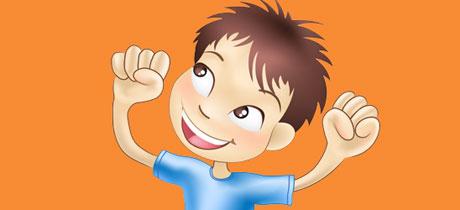 Canciones con gestos para niños