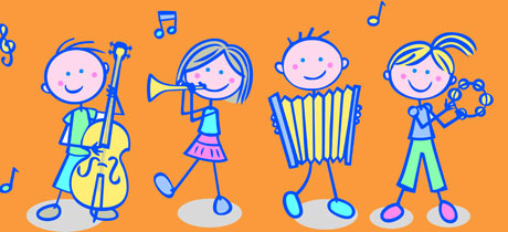 Canciones infantiles para bailar toca que te toca - Literas divertidas para ninos ...