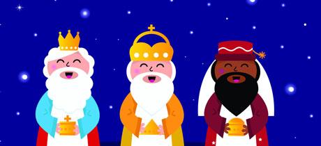 Ya Vienen Los Reyes Por Aquel Camino Villancicos De Navidad