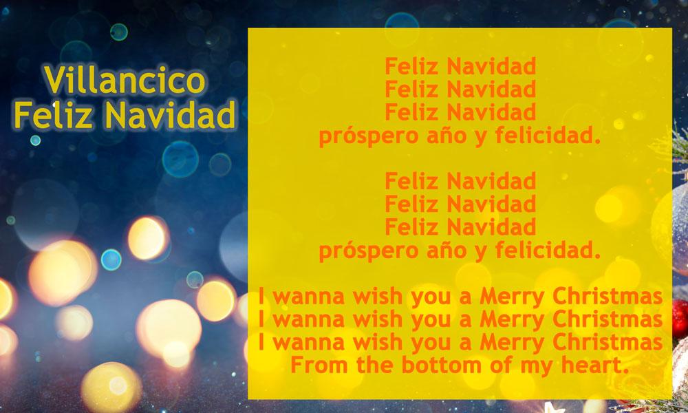 Feliz Navidad Canción Navideña Para Niños