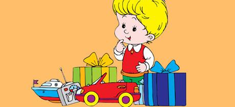 navidad infantil