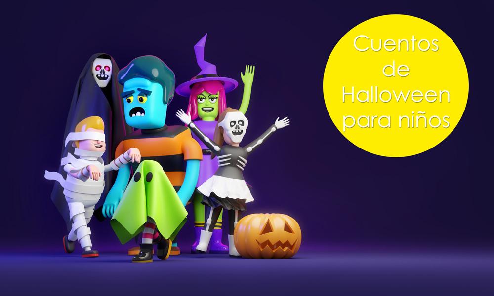 3 Cuentos De Halloween Para Niños Y Adolescentes