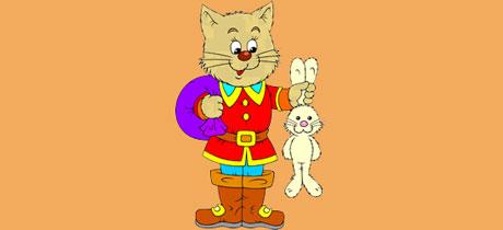 El gato con botas. Cuentos para niños