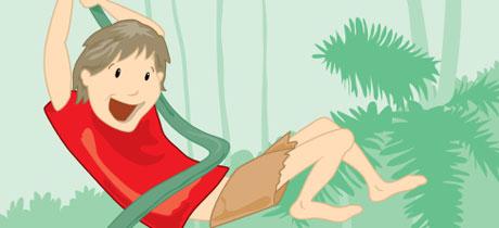 El libro de la selva. Cuentos clásicos para niños