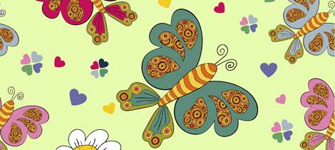 Mariposa del aire. Poesía de Federico García Lorca para niños Mariposas