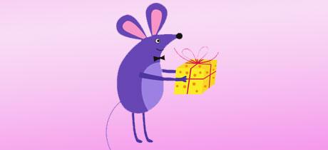 Cuentos Tradicionales En Ingl 233 S The Little Mouse P 233 Rez