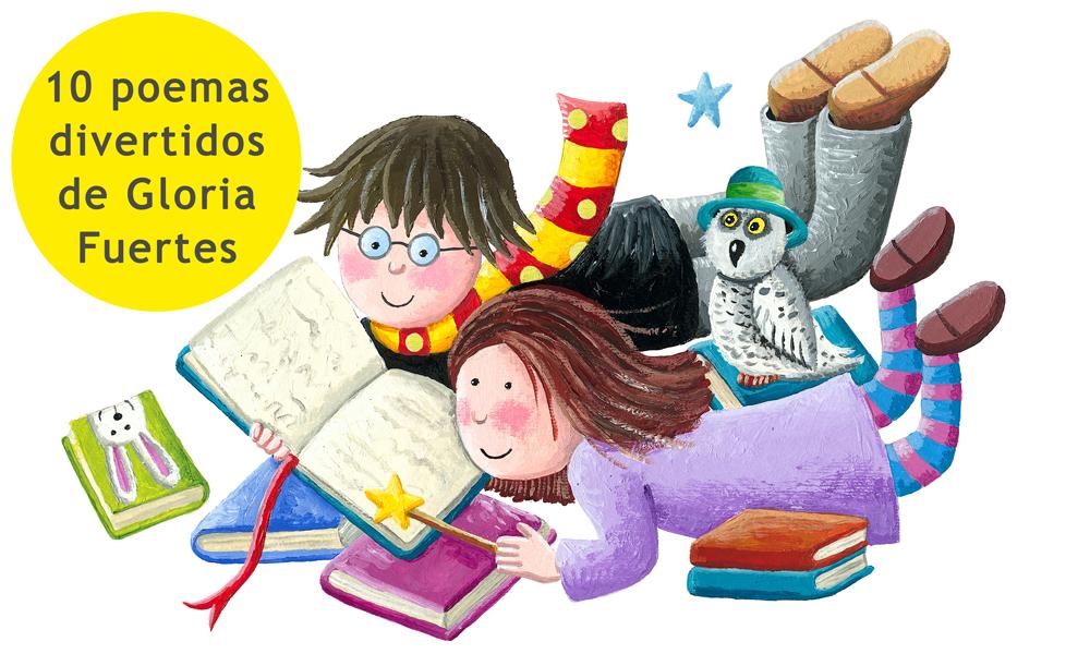 Los 10 Mejores Poemas De Gloria Fuertes Para Niños