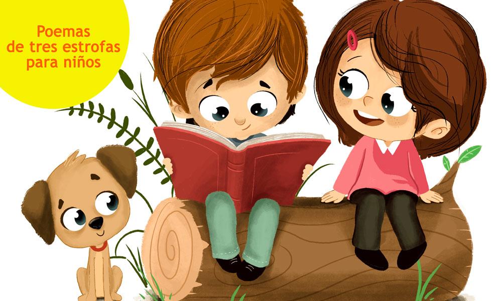 10 Poemas De Tres Estrofas Para Niños De Primaria