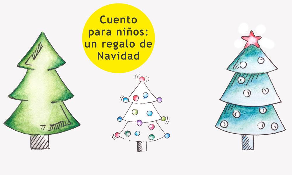 Un Regalo De Navidad Cuento Infantil Navideño